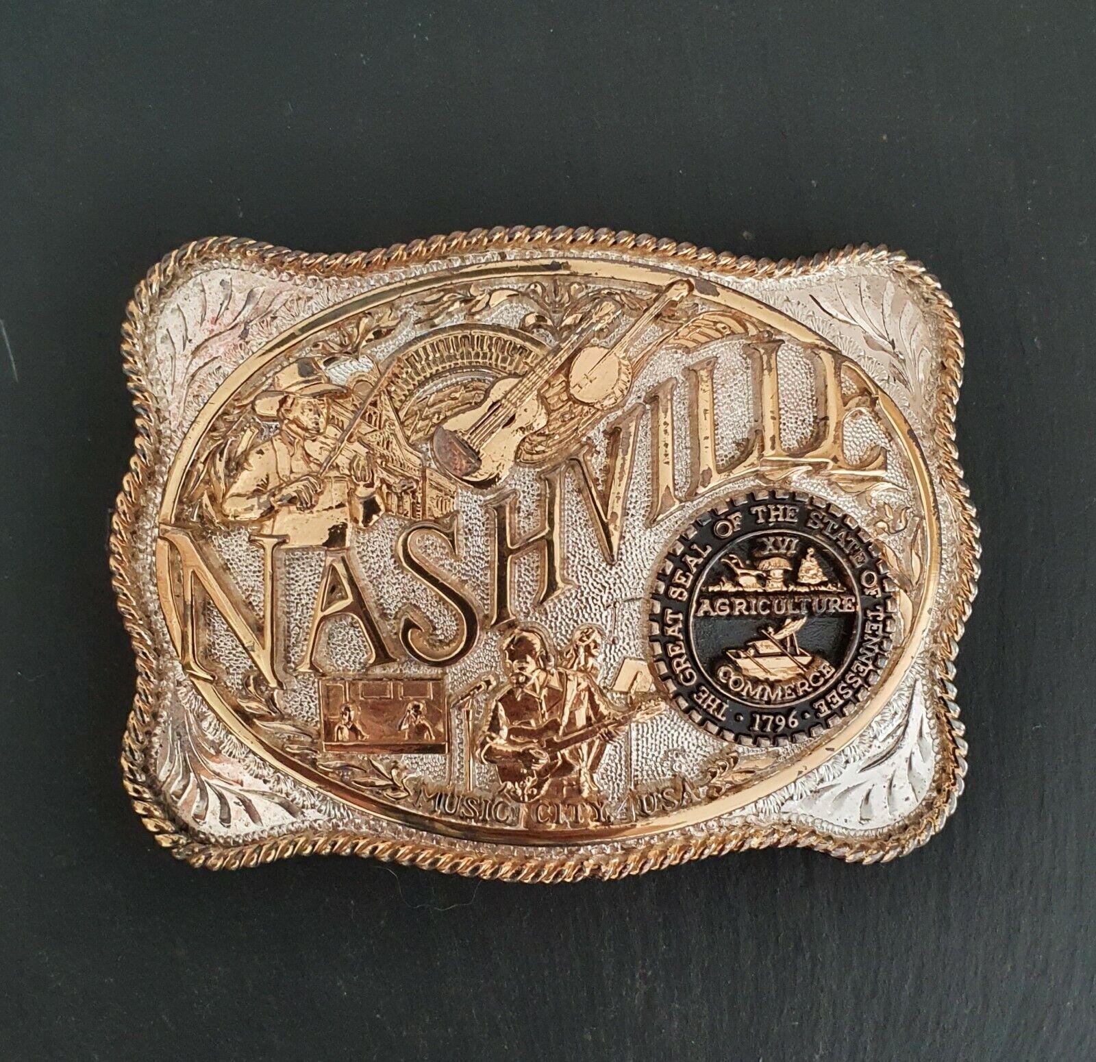 Montana Silversmith Buckle Rarität