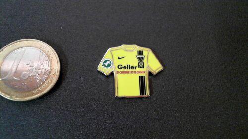 Allemania Aachen Trikot Pin 2012//2013 Home Badge Kit Geller