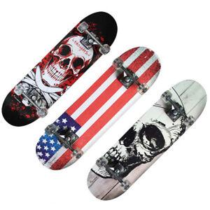 Nextreme-Tribe-Pro-Robusto-Skateboard-dal-Design-Accattivante-Misure-79x20cm