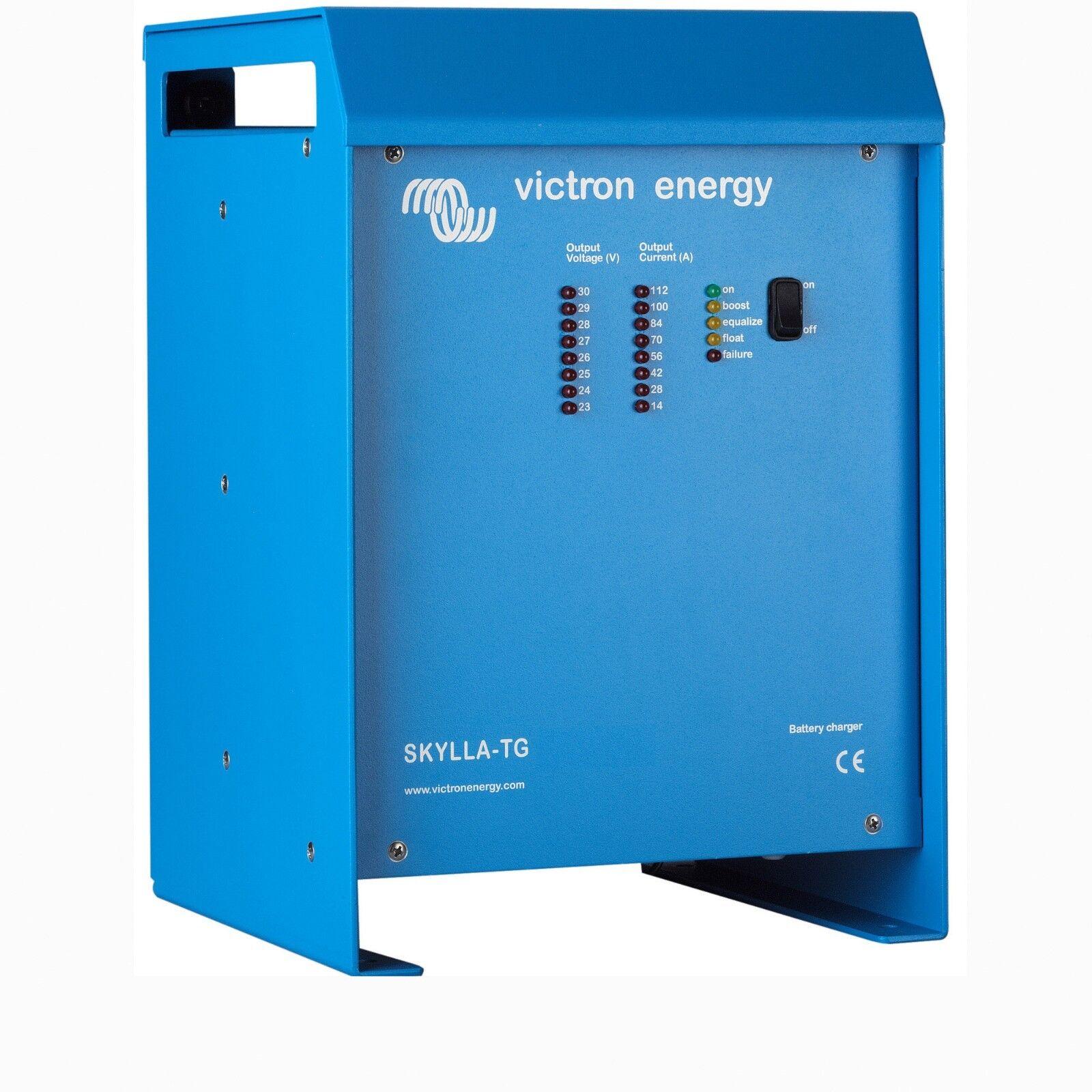 VICTRON TG Skylla TG VICTRON 24/80  Batterie Lader Batterieladegerät Charger 24V/80A 85b9f3