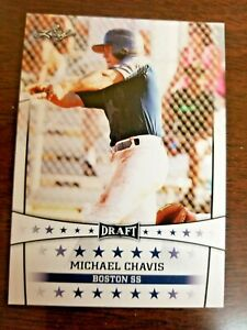 31-count-lot-Leaf-Draft-Michael-Chavis-Rookies-gem-mint-Boston-Red-Sox-RCs