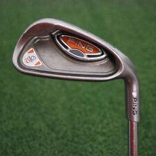 Ping G-10 7 Iron Individual Single Golf Club Steel AWT Stiff  -   G10