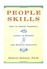 People Skills: How to Assert Yourself Listen to Others and Reso... Free Shipping