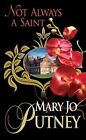Not Always a Saint: Lost Lords by Mary Jo Putney (Hardback, 2016)