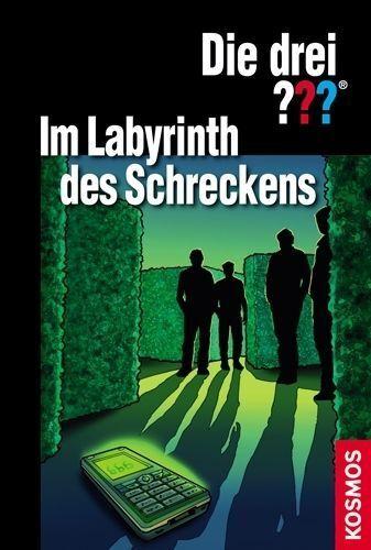 Die drei ??? Im Labyrinth des Schreckens: Labyrinth der Götter / Hexenhandy /...