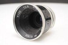 :Kern Paillard YVAR 16mm F2.8 AR C Mount Lens - Read Description