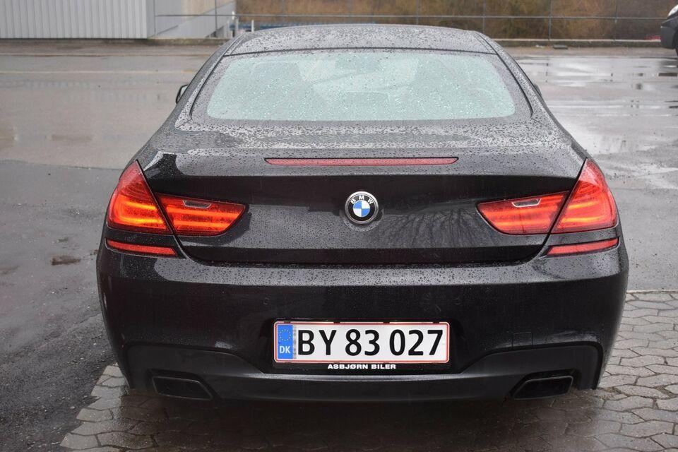 BMW 650i 4,4 Gran Coupé xDrive aut. Benzin 4x4 aut. modelår