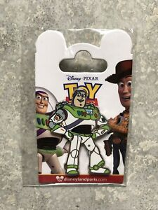 Details about New DLP DLRP Disney Disneyland Paris Toy Story 4 Buzz  Lightyear Pin