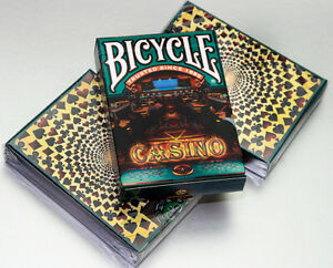 Carte Da Gioco Bicycle Casino,poker Size