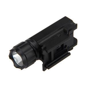 3000lm r5 led tactical gun flashlight rifle mount hunting. Black Bedroom Furniture Sets. Home Design Ideas