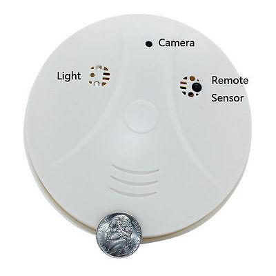 Versteckte Kamera Spy Cam Spionage Video Foto Bewegungserkennung RAUCHMELDER A11