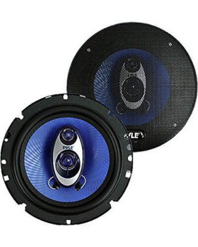 "2 6.5/"" Car Speakers.Pair.6-1//2.six half inch.3 way.4 ohm.Saturn SL2 audio. NEW"