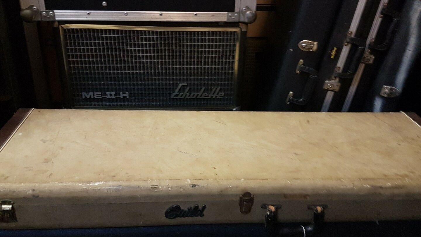 Guild Bass Case-Made in USA