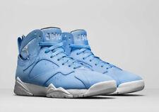 pretty nice b59eb 4a4c8 Nike Air Jordan 12 Retro Nubuck Black / Light Blue Melo Size ...