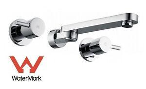Round-wall-Swivel-bath-spout-1-4-turn-Ceramic-wall-tap-assembly-set-spa-laundry