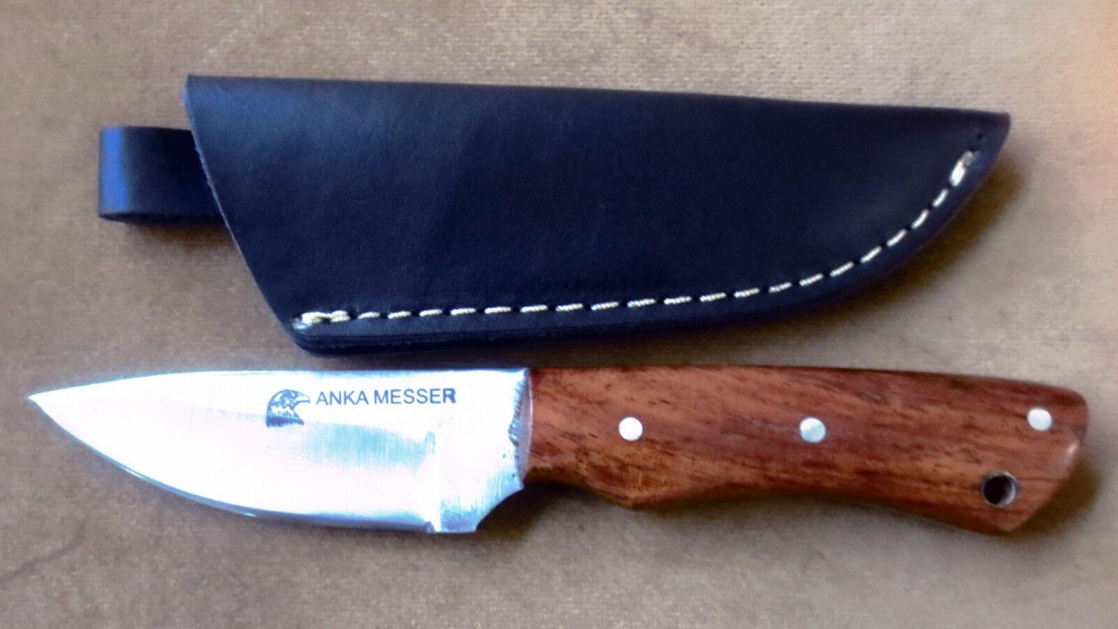 ANKA Messer, Damast -Jagdmesser Taschenmesser.