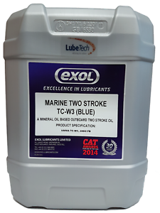 BLUE-MARINE-SAFE-TWO-2-STROKE-OIL-20-LITRE-NMMA-TC-W3-API-TD-BY-EXOL