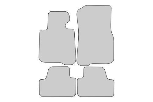 Original Zieleiste Hecktür links aussen für Citroen Jumper 8546T4