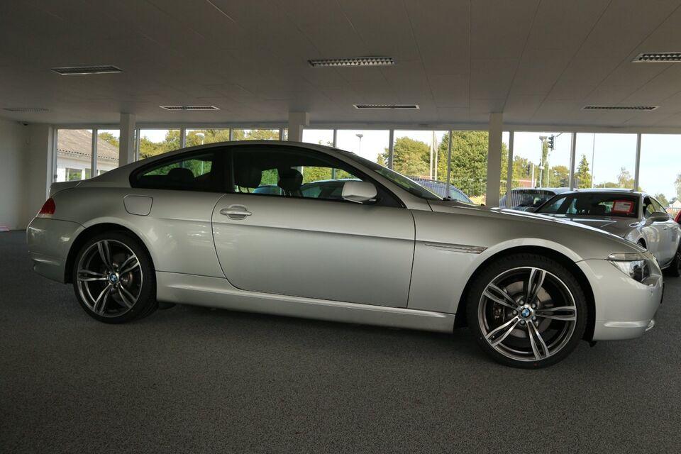 BMW 645Ci 4,4 Coupé Steptr. Benzin aut. modelår 2004 km