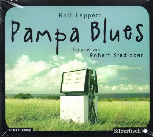1 von 1 - Pampa Blues - Rolf Lappert - 4 CDs - NEU + OVP