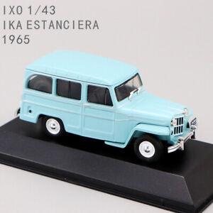 IXO-1965-Ika-Estanciera-1-43-Escala-Modelo-Diecast-Car-Pantalla-Regalo-cllectible
