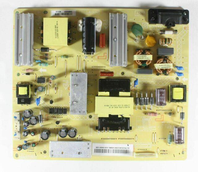 "Toshiba 43/"" 43L621U PK101W1390I Power Supply Board Unit"