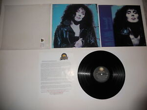 Cher-Self-titled-1987-RCA-Club-Press-EXC-Ultrasonic-CLEAN