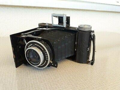 GroßZüGig Alte Fotokamera --- Funktioniert Nicht Mehr (rost) , Nur Für Deko-zwecke Oder Ma