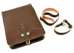 Genuine-Soviet-Russian-Army-Officers-Messenger-Document-Bag-Case-Planshet-Tablet
