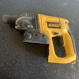 DeWalt 24v SDS 3 mode Hammer Drill DW005 Body Only