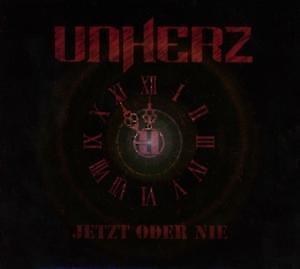 UNHERZ - Jetzt Oder Nie - Digipak-CD - 205918