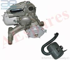 NEW VESPA  SCOOTER PX LML 150 CC COMPLETE ENGINE MOTOR 5 PORT REED VALVE TYPE