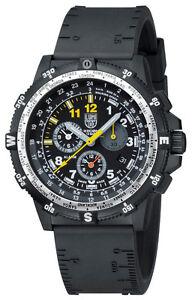 New Luminox 8841.KM.SET Recon III Leader Kilometers Chronograph Men's Watch