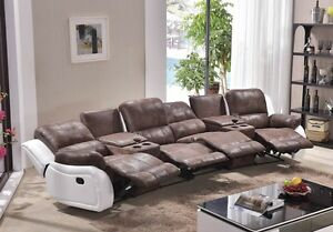 sofa kinosofa relaxcouch fernsehsofa recliner heimkino. Black Bedroom Furniture Sets. Home Design Ideas