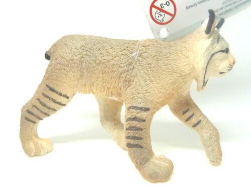 W2) NEU Safari ( 181829) Luchs Lynx Waldtiere Wildlife
