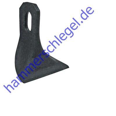 Hammerschlegel Schlegelmesser RM-7 passend fur Mulcher Mahwerk Perfect 13665