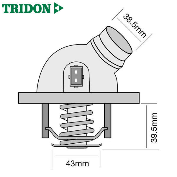 Tridon Thermostat TT468-221P