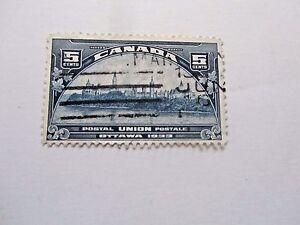 Canada #202, Steamship Royal William, 1933, Used/VF