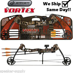 barnett vortex compound bow instructions
