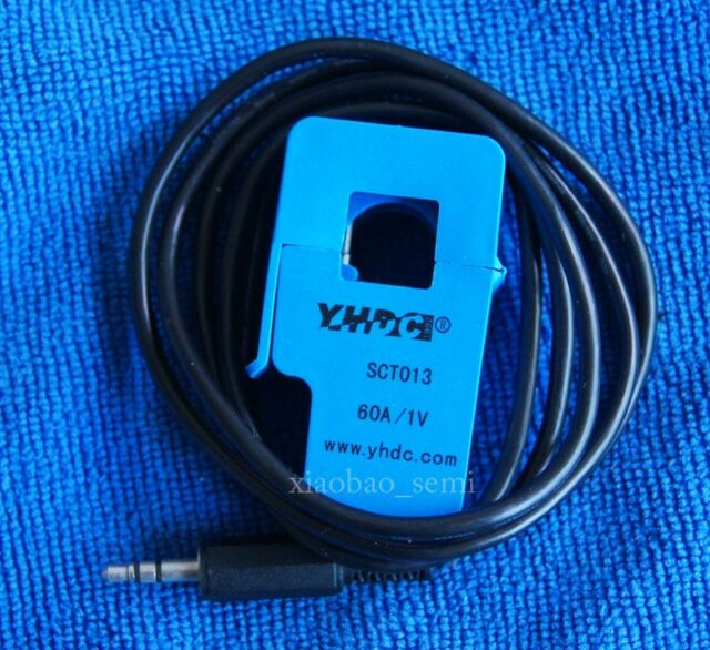 SCT-013-060 60A Non-invasive AC current sensor Split Core Current Transformer