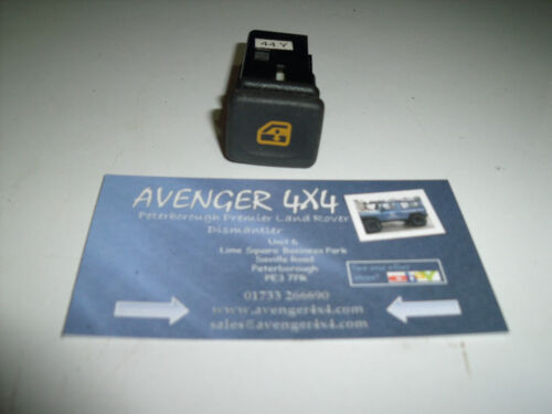 LANDROVER Discovery TD5 finestra LOCK SWITCH