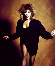 TINA TURNER UNSIGNED PHOTO - 8135 - RIVER DEEP MOUNTAIN HIGH & ROCK ME BABY