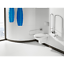 miniatura 7 - Barrierefreies Tiefspüler-Wand-WC Toilette Keramik Bad ROCA Hänge-WC weiß
