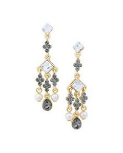 Details About Jewelmint Kaylin Earrings New Rare Discontinued