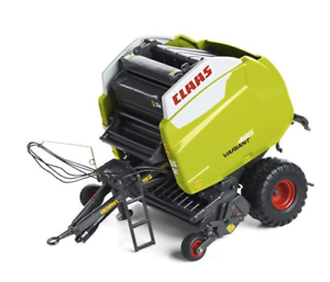 UNIVERSAL HOBBIES 1 32 SCALE CLAAS VARIANT 485 ROUND BALER AGRITECHNICA EDITION