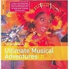 Various Artists - Rough Guide To Ultimate Musical Adventures (Ultimate Musical Adventures, 2008)