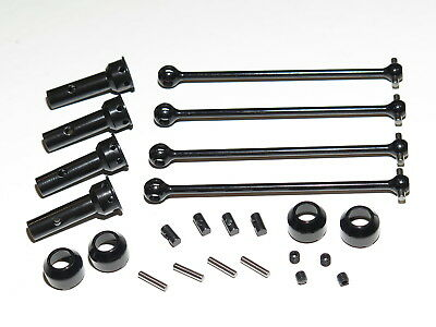 Accurato Tlr04007 Team Losi Racing 8ight-x Buggy Anteriore Drive Shaft Asse Cvds