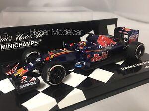 Minichamps 1/43 F1 Scuderia Toro Rosso Str11 N ° 26 Gp Espagnol 2016 Kvyat 417160126