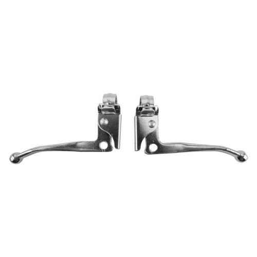 "7//8/"" clamp pair Steel Brake Bicycle lever caliper cantilever brakes 22.2mm"