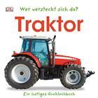 Wer versteckt sich da? Traktor (2014, Gebundene Ausgabe)